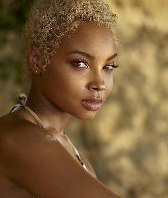 25 Best Short Hairstyles For Black Girls Trending For 2020