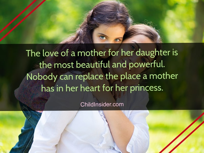 40 Cutest Short Mother and Daughter Quotes (With Images ...