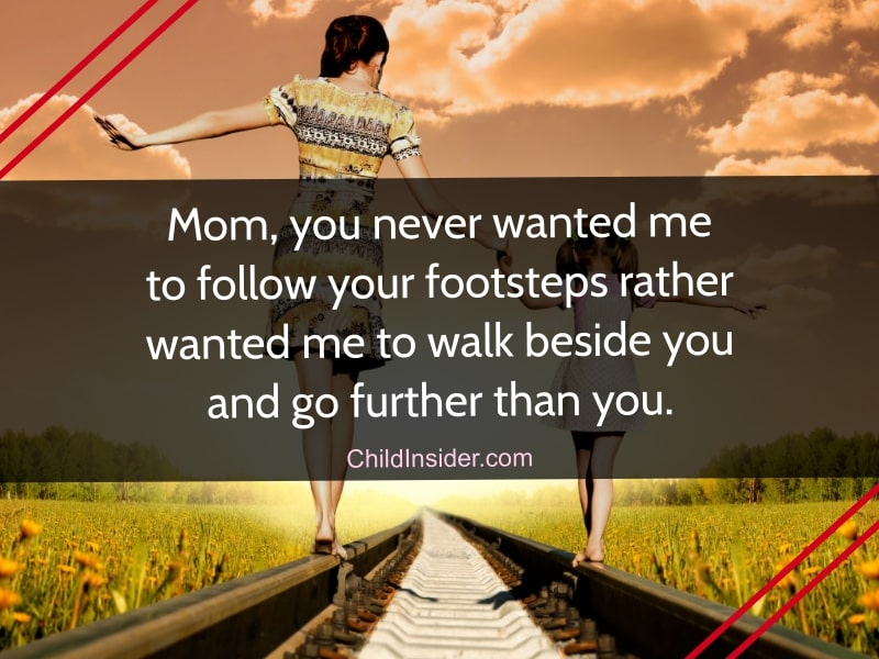 daughter to mother short quotes