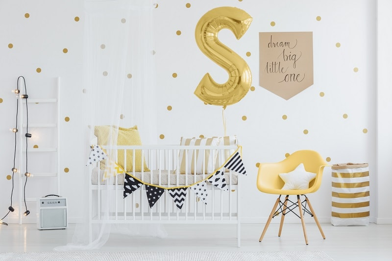 nursery decorating ideas for baby girl