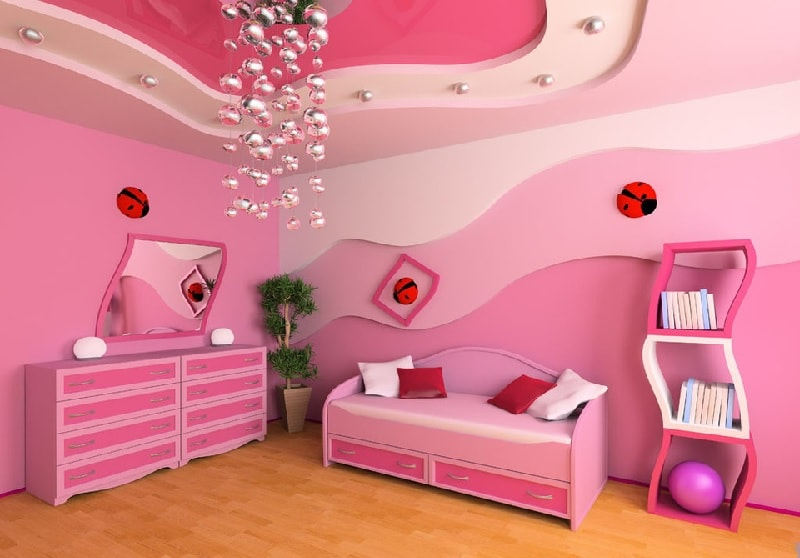 baby girl nursery wall decor ideas
