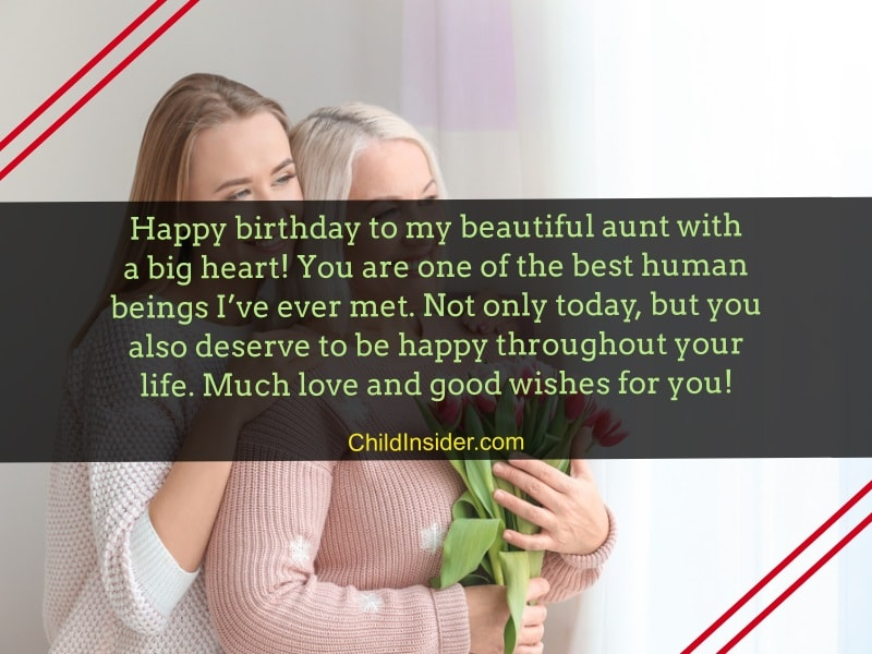 birthday quotes for aunt