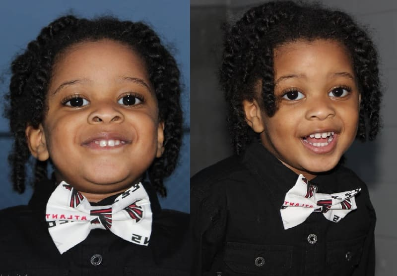 long twist hairstyles for black baby boys