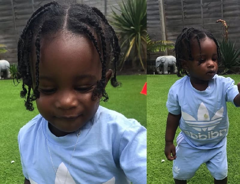 20 Cute and Unique Hairstyles for Black Baby Boys 2020