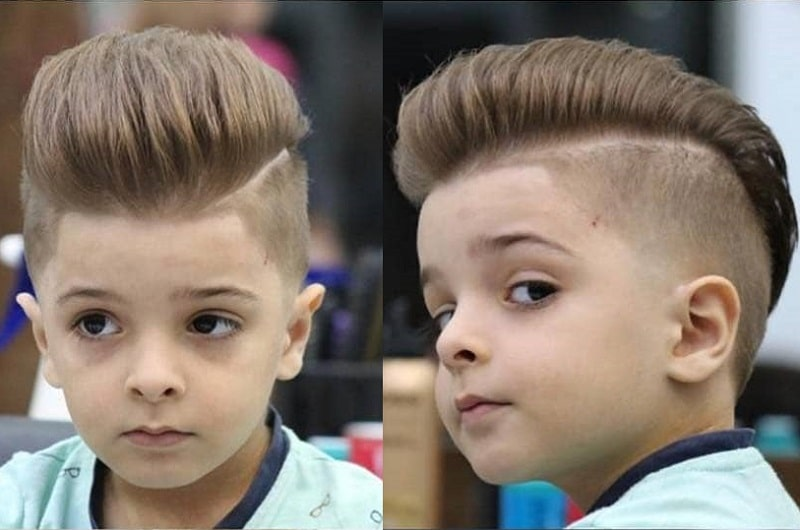 little boys fade haircut