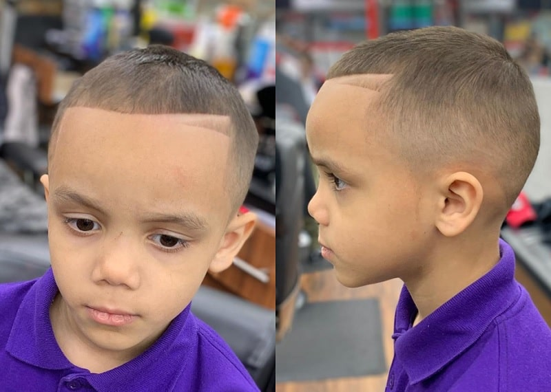 medium fades for boys