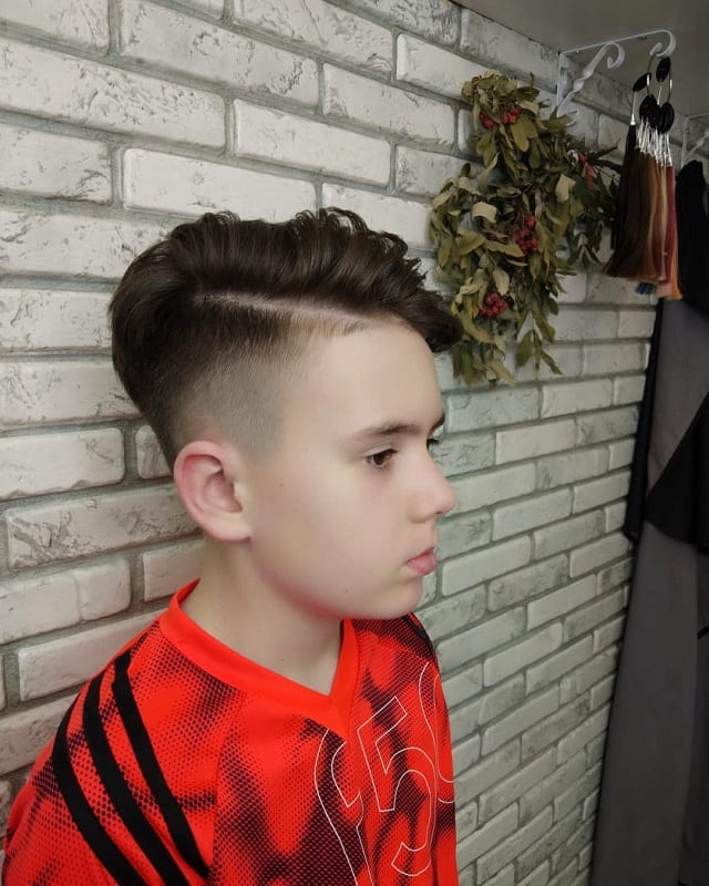 high fade hairstyles for boys