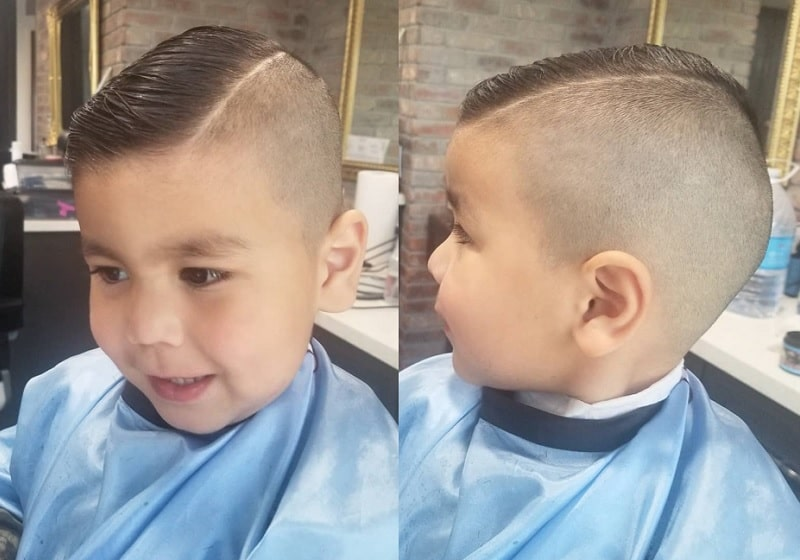 skin fade haircuts for boys