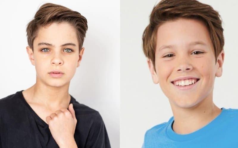shaggy hairstyles for boys with medium-length hair