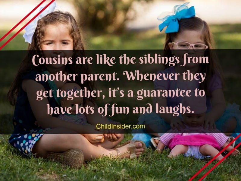 quotes about cousin