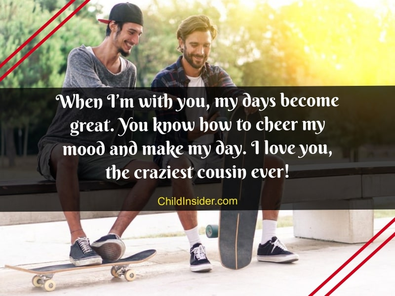 quotes for cousin
