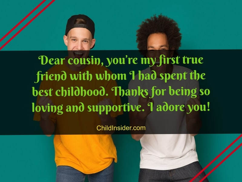 best cousin quotes