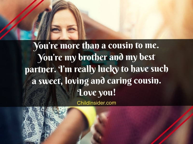 best quotes for cousin