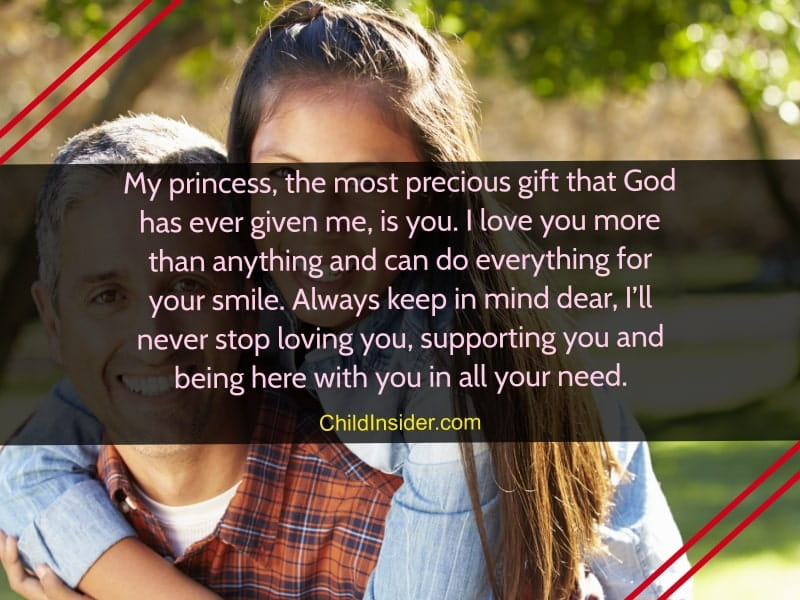 quotes about father and daughter