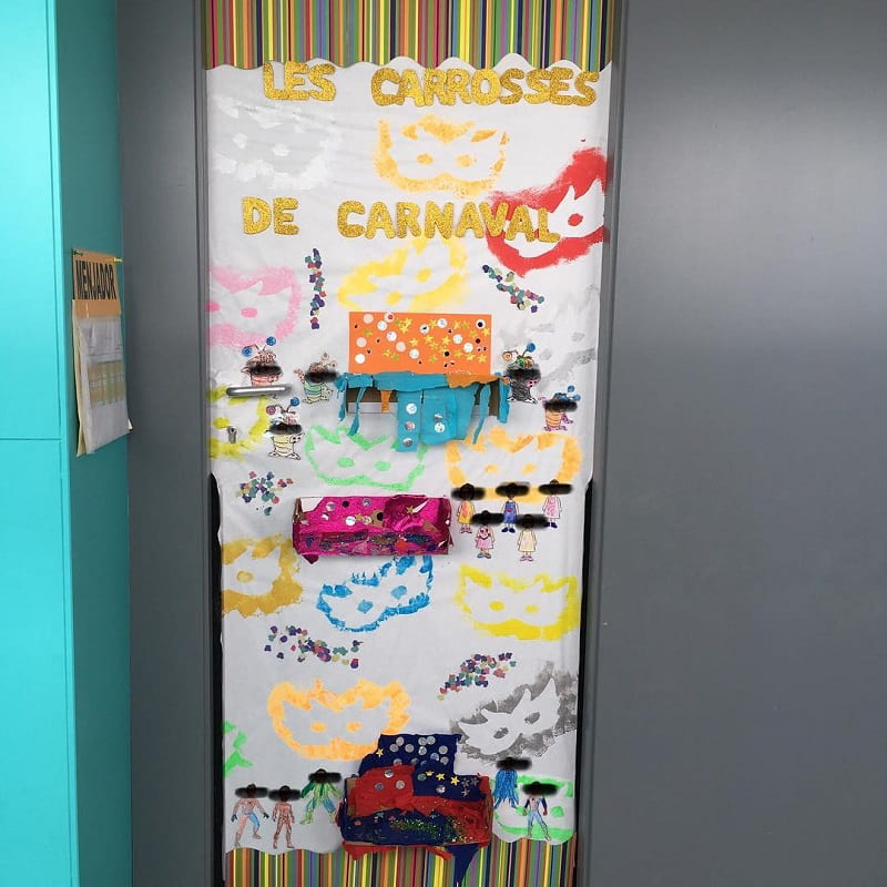 door decoration for school