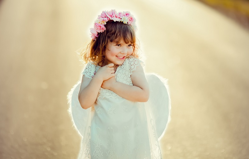 simple dress patterns for flower girls