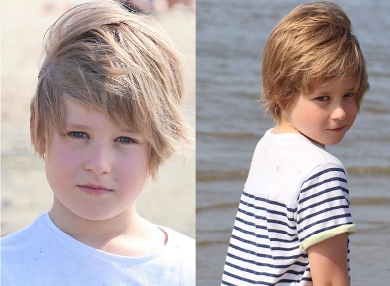 22 Awesome Long Hairstyles for Boys (Trending in 2020)