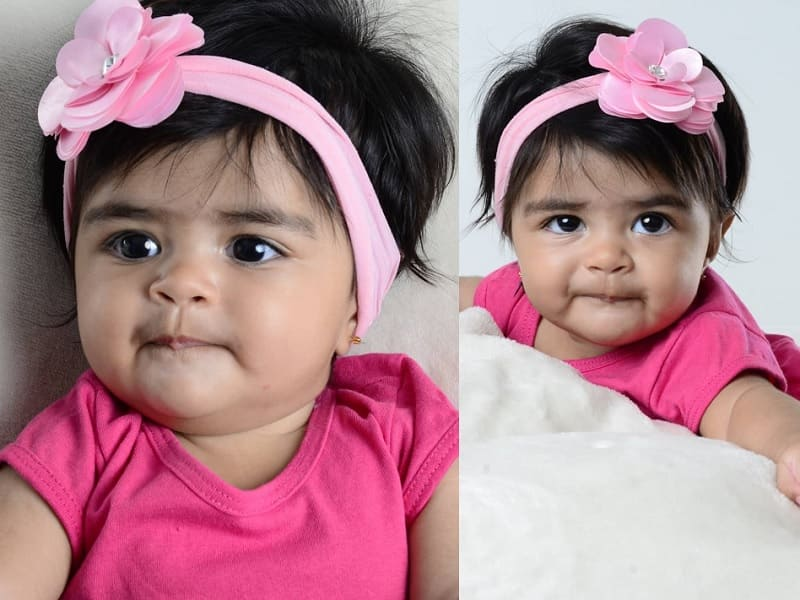 short hairstyles with headband for babies