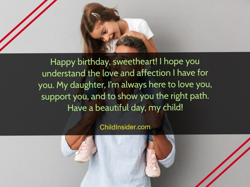 Incredible 55 Special Birthday Quotes For Daughter Child Insider Personalised Birthday Cards Paralily Jamesorg