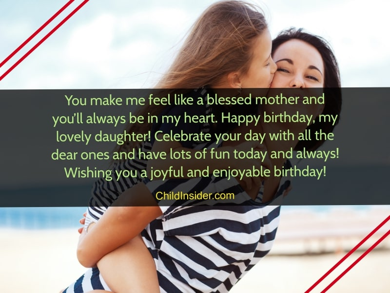 55 Special Birthday Quotes for Daughter – Child Insider