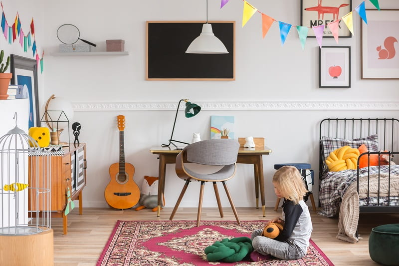 desk ideas for kids