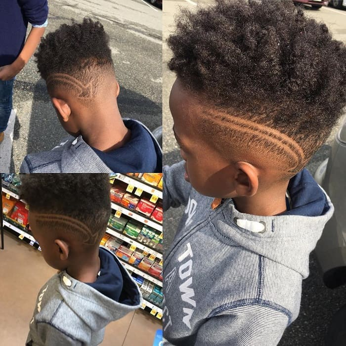 Little Black Boy Haircuts 22 Looks For Boys On The Go