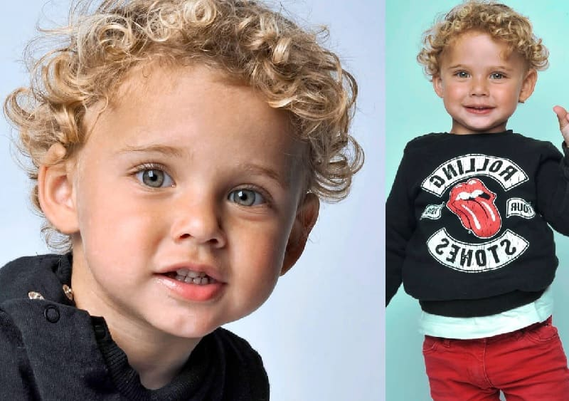 curly haircuts for toddler boy