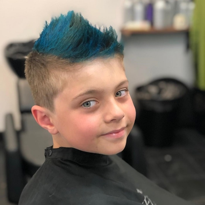 7 year old boy haircuts