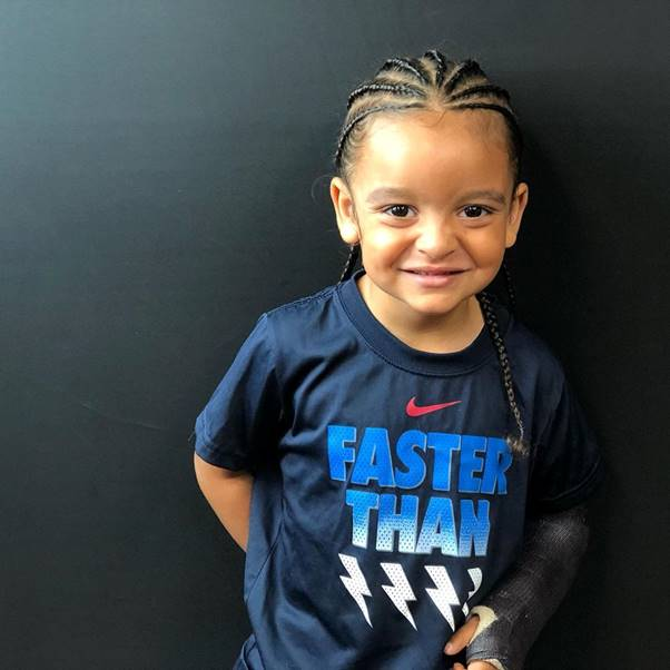 braided hairstyles for black boys
