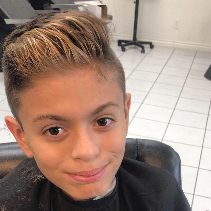 10 Exciting Hair Color Ideas For Boys To Try Child Insider