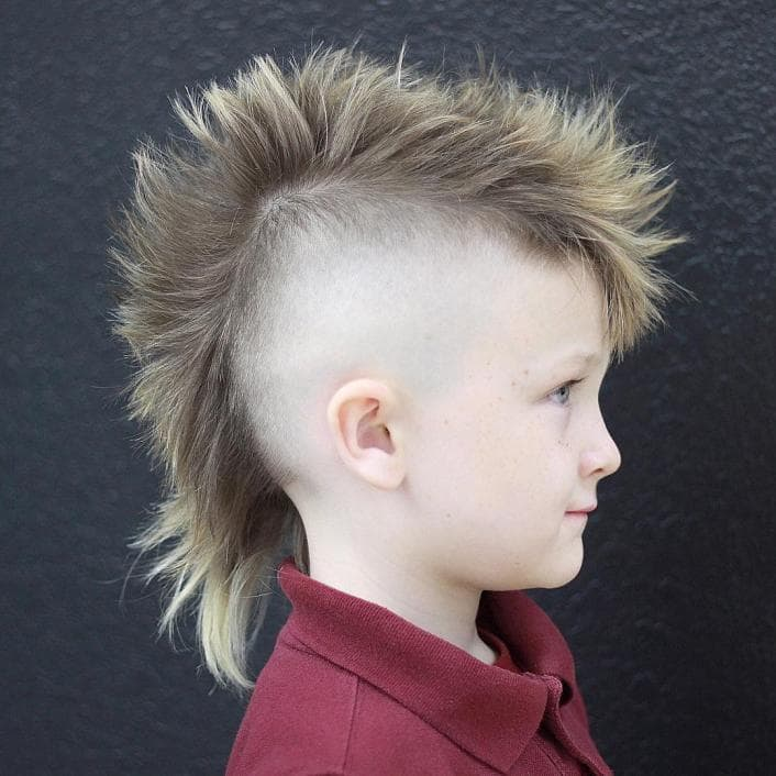 hipster haircut for boys