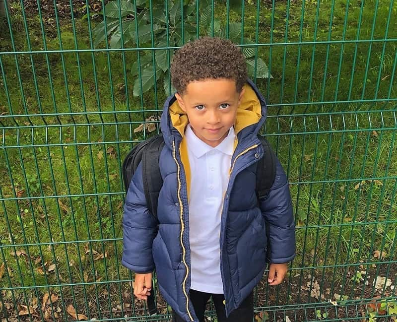 8 Charismatic Curly Haircuts For Little Black Boys Child