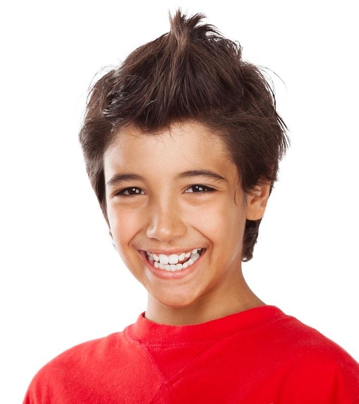 short quiff for teenager boys